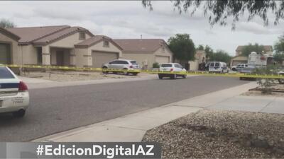 Hombre encapuchado entra a una vivienda y balea a un joven en Phoenix