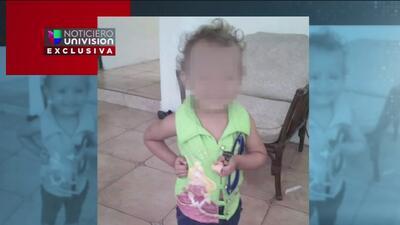 """El hermano de la """"niña marcada"""" también entró a EEUU solo con un coyote"""