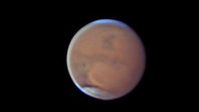 Planeta Marte está a la vista y otros fenómenos astronómicos que no te puedes perder en 2018