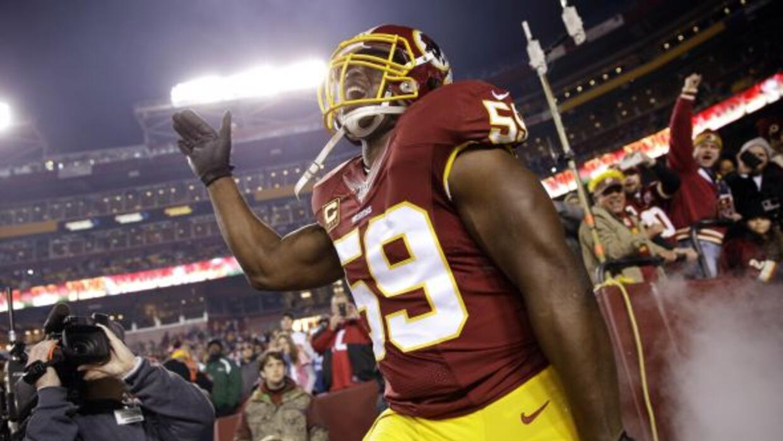 London Fletcher dejará la NFL tras 16 excelentes temporadas (AP-NFL).
