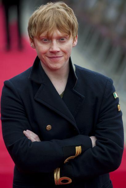 La saga de películas de Harry Potter tocó con su varita mágica a Rupert...