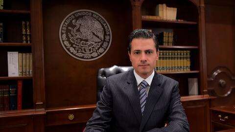 Mensaje del presidente Enrique Peña Nieto a propósito del anuncio de la...