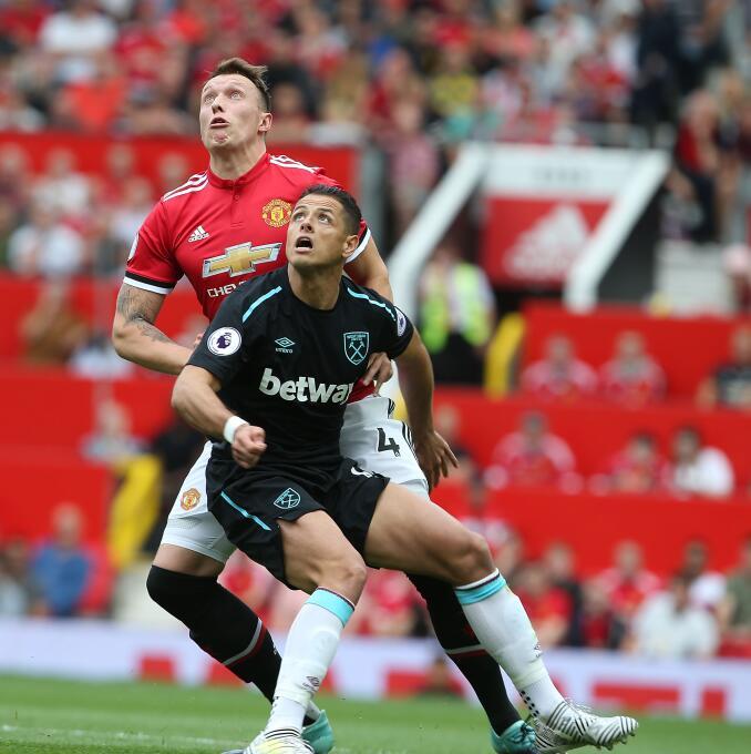 Amargo regreso del Chicharito a Old Trafford: United le ganó 4-0 al West...