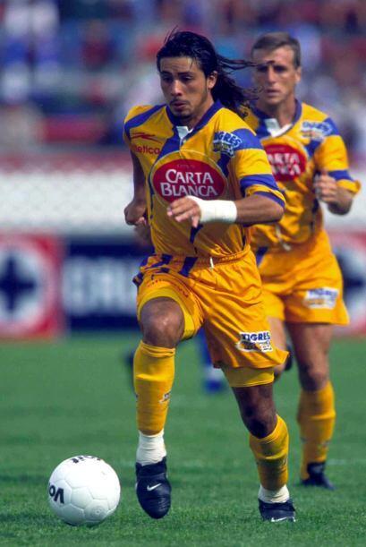 El chileno Claudio, 'el Diablo' Núñez,  es considerado uno de los mejore...