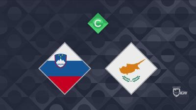 Eslovenia 1-1 Chipre- GOLES Y RESUMEN - Liga C - Grupo 3 - UEFA Nations League