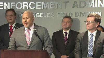 Anuncian ambiciosa iniciativa para prevenir el consumo de opioides en Los Ángeles