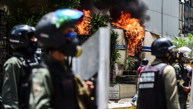 Paro venezuela