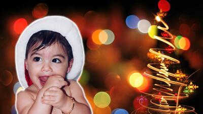 Amaia, nieta de Johnny Lozada