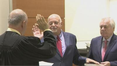 Peter Antonacci es juramentado como nuevo supervisor electoral de Broward
