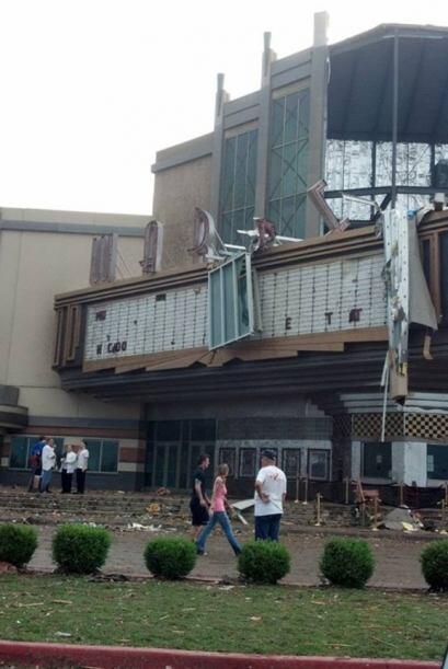 Fotos desde Oklahoma tras tornado