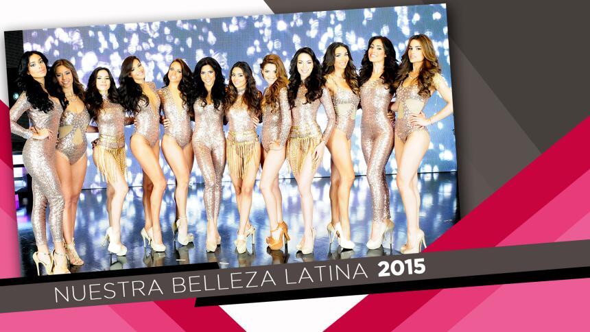 Estas fueron las 12 chicas que compitieron por la corona en la novena te...
