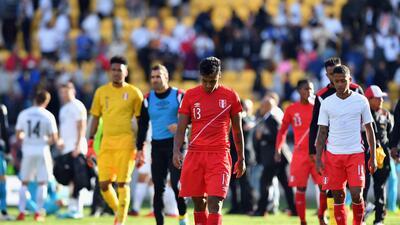 Perú empató sin goles en visita a Nueva Zelanda  gettyimages-872715866.jpg