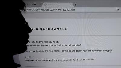 En fotos: Un ataque informático masivo afecta a computadoras de todo el mundo