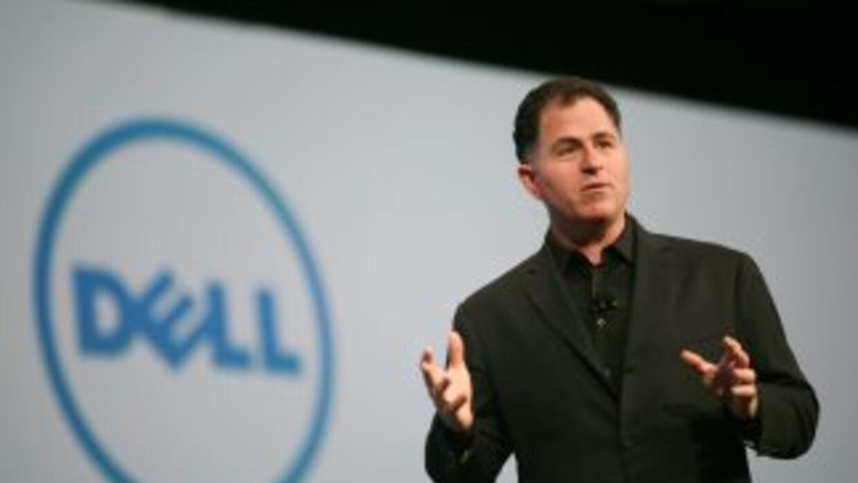 Michael Dell fundó la compañía en 1984 y tiene el 16% de las acciones.