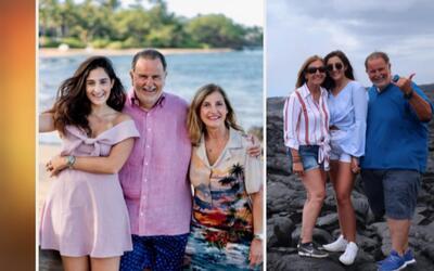 Mira las más hermosas fotos de Raúl junto a su familia en Hawái