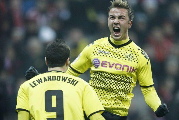 Ya habíamos mencionado días atrás que Mario Götze, del Borussia Dortmund...