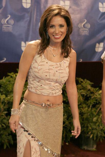 Soraya estuvo nominada en el 2004 como Mejor Artista Femenino del Año.