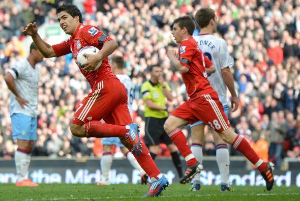 El delantero uruguayo sigue siendo figura en el Liverpool, y sus goles s...