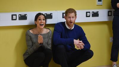 Estas son las 'damitas' y los pajes de la boda del príncipe Harry y Meghan Markle