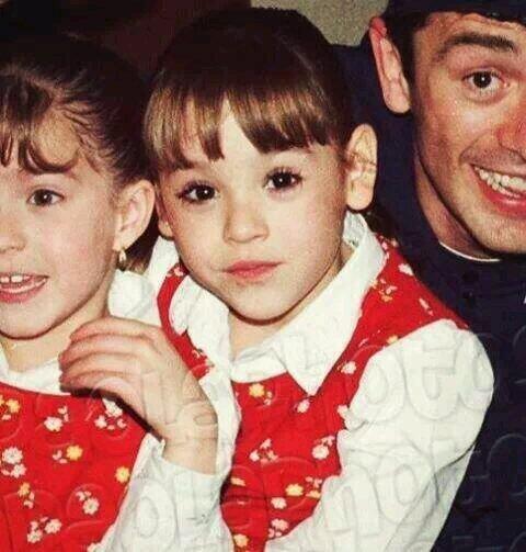 ¿Recuerdan cuando era una tierna niña?
