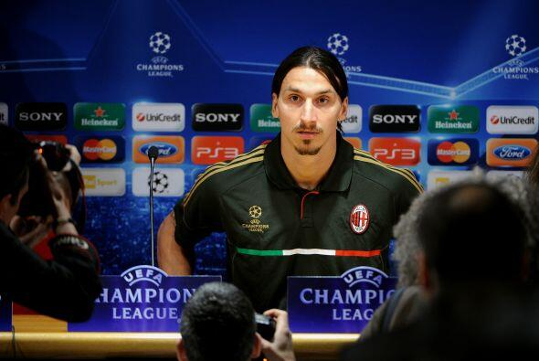 Frente a él estará un Zlatan Ibrahimovic en estado de gracia, que intent...