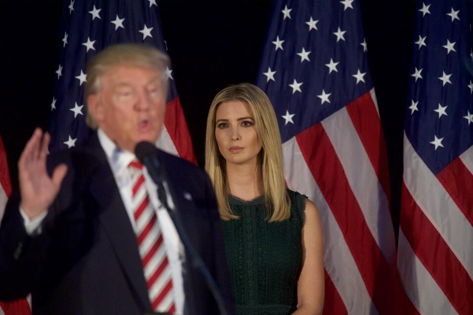 Ivanka Trump tendrá una oficina en la Casa Blanca GettyImages-605386018.jpg