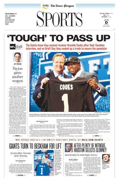 The Times-Picayune.