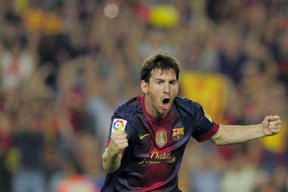Este gol sirvió para recuperar el ánimo por parte de los barcelonistas.