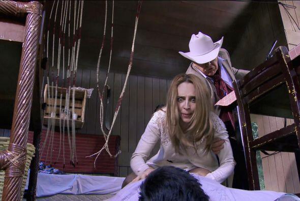 Además, se llevó a Renata con la intención de apartarla de él para siempre.