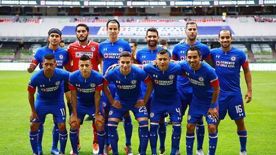 En fotos: Cruz Azul se encuentra en su mejor momento interno y futbolístico