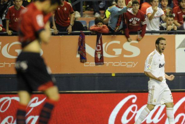 Real Madrid se puso 3 a 0 en el primer tiempo, era goleada y fiesta 'mer...