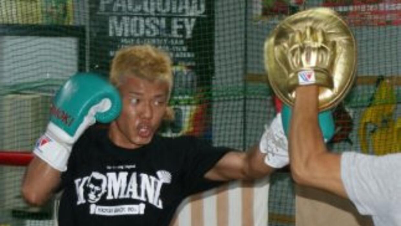 Tomoki Kameda defenderá el título juvenil gallo del CMB en Chetumal (Fot...
