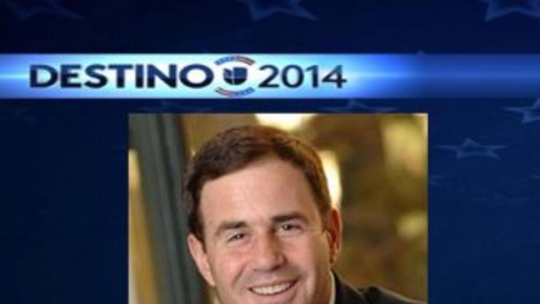 Ducey es proyectado como el ganador de la nominación republicana para go...