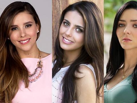 Bellas, talentosas y sobre todo jóvenes, te presentamos las actri...