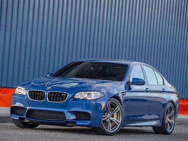 Puesto 5: BMW se prepara para reemplazar la actual generación del M5, co...