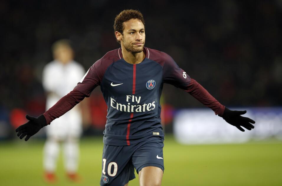 3. Neymar Jr. (Paris Saint-Germain / Brasil) - 81 puntos