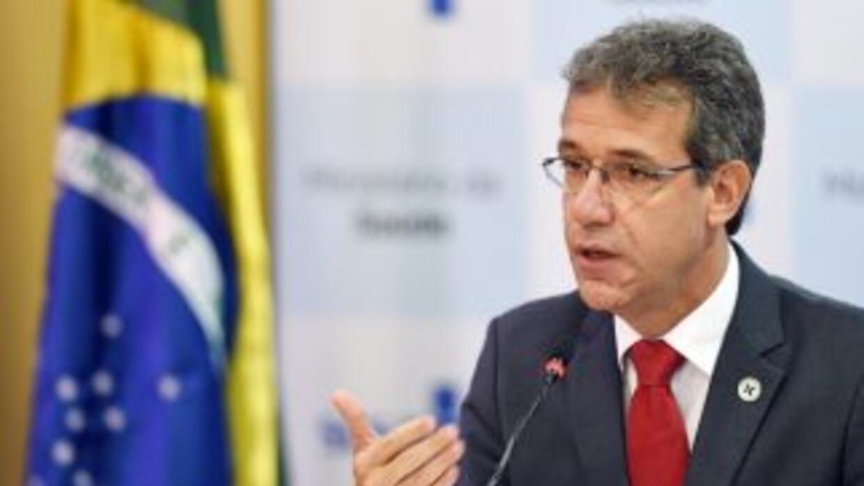 Arthur Chioro,ministro de Salud brasileño.