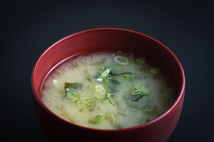 Esta es una de las sopas más reconfortantes de la cocina oriental.