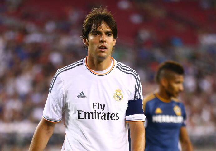 Pasado y presente: Estas son las exfiguras del Real Madrid que jugaron e...
