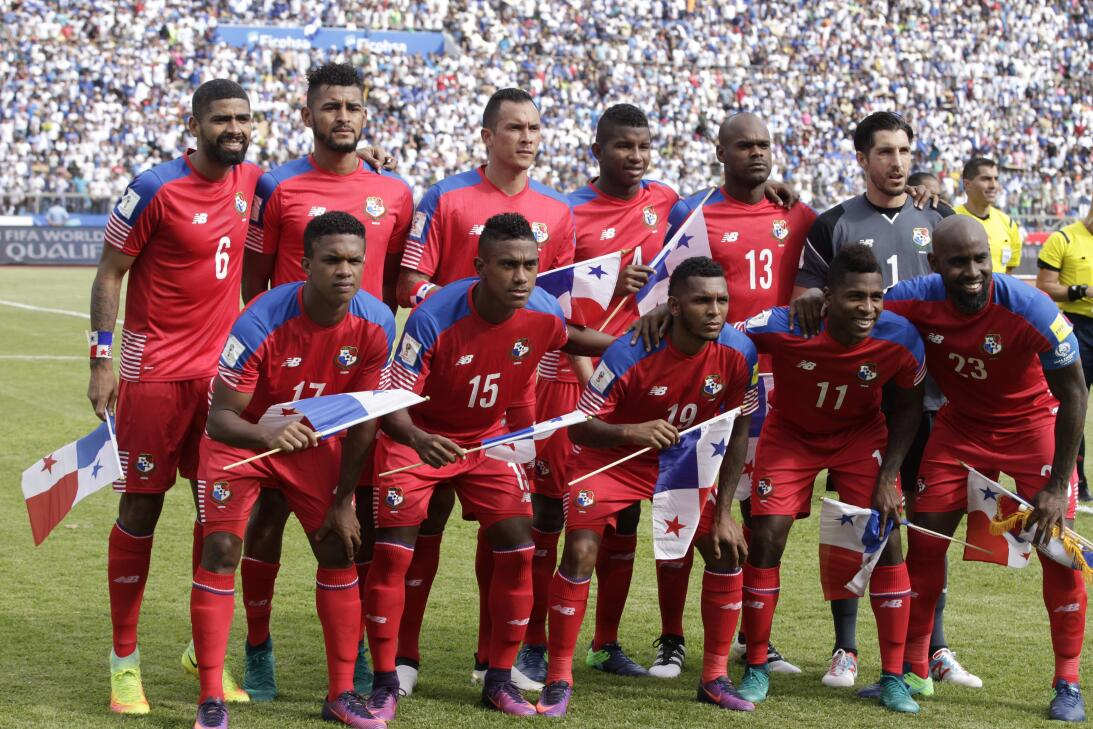 Panamá venció a Honduras en el duelo de técnicos colombianos AP_42758944...