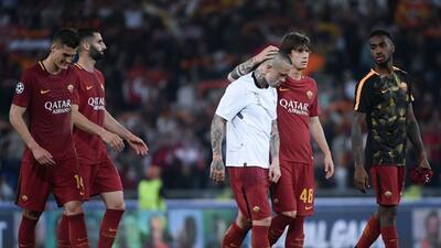 La Roma exige el VAR tras eliminación de Champions