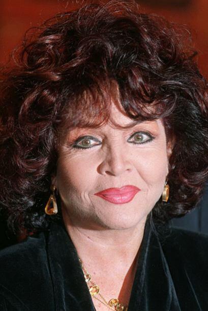 La actriz y cantante española Sara Montiel murió en Madrid el lunes 8 de...