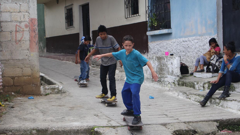 Guatemala Skateboarding Image 3