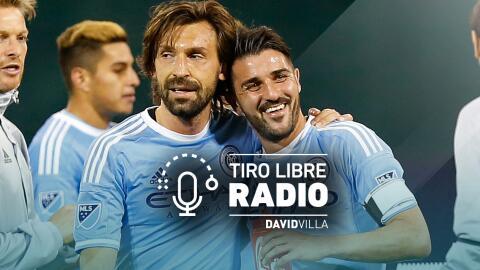 Andrea Pirlo y David Villa representarán a NYCFC en el All-Star Game
