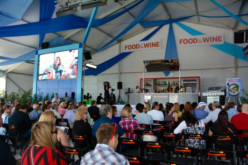 Cientos disfrutaron del South Beach Wine and Food Festival 2016 DSC_6161...