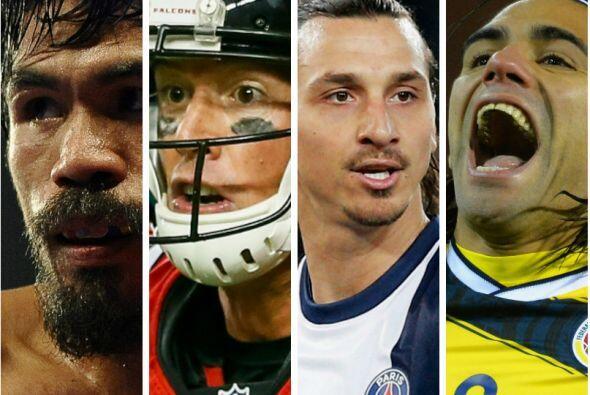 La revista Forbes publicó la lista de los deportistas que más ganaron en...