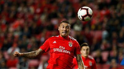 ¿América, siempre no? Nico Castillo tuvo participación con Benfica