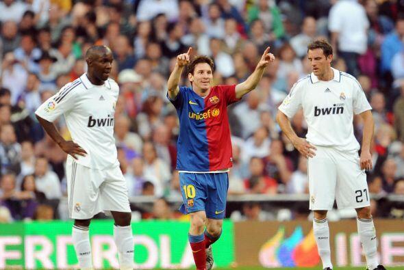 En el 2009, ya comandados por Lionel Messi el Barcelona lograría una gol...