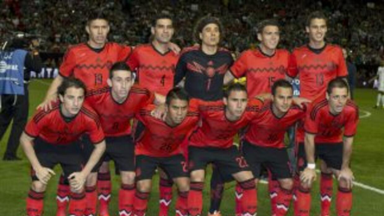 México jugará contra Israel en el Estadio Azteca.