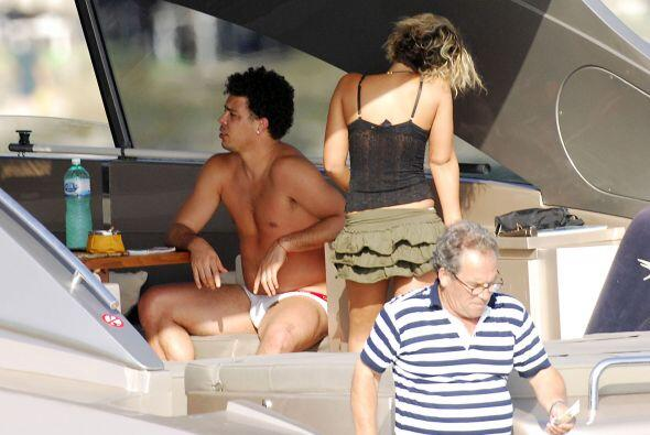En el 2008, Ronaldo parecía encontrar el rumbo a su carrera senti...